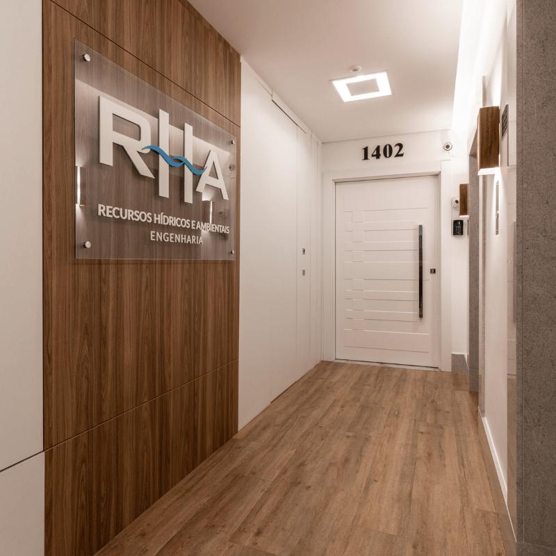 Escritório RHA - Depois